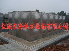 地埋式装配式水箱