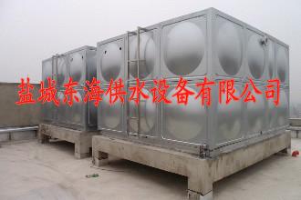 装配式焊接不锈钢水箱