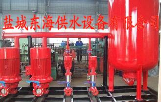【知识】消防供水设备的适用范围 箱泵一体供水设备详细说明