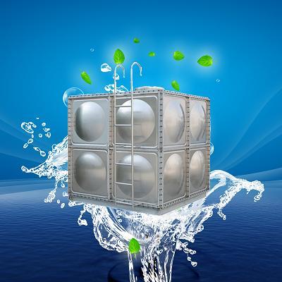 装配式方形不锈钢水箱