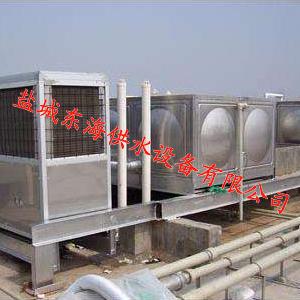 装配式水箱大模块