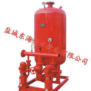 消防给水设备型号