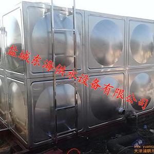 玻璃钢装配式水箱