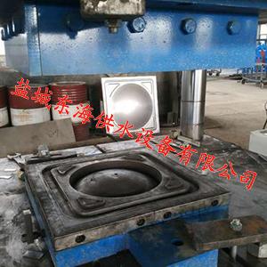 高质量不锈钢水箱模具