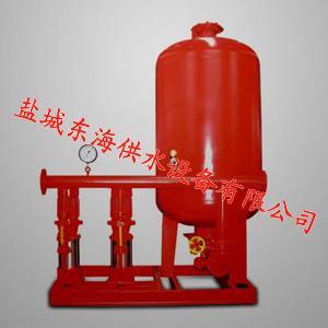 气体顶压消防供水设备