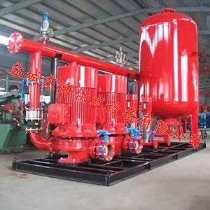 一体化地埋消防供水设备