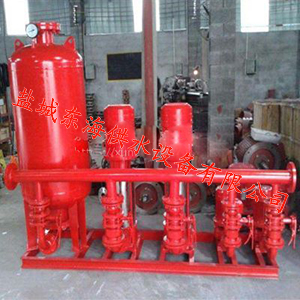 消防无负压供水设备