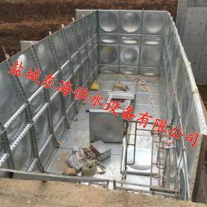 装配式BDF无缝焊接水箱