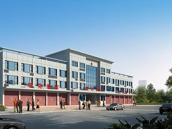 开封市经济技术开发区消防大队新址建设及装修工程