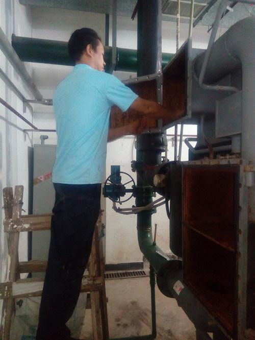 溴化锂主机维修