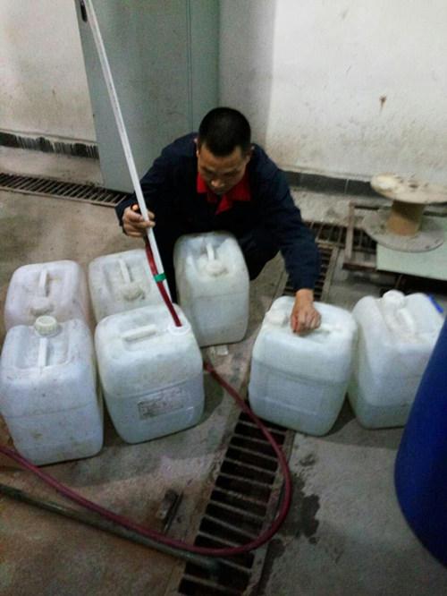 水系统清洗