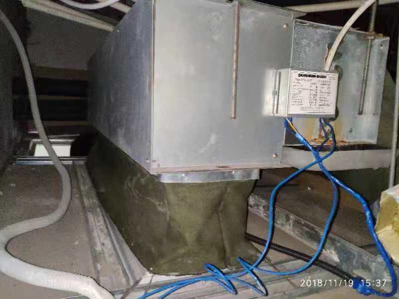 武汉中央空调风管清洗