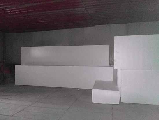 【Share】 Use of foam board Use of polystyrene foam board