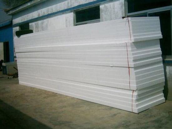 【Information】 Corrugated tile with good machinability Introduction of Zhengzhou Polystyrene Foam Board in Henan