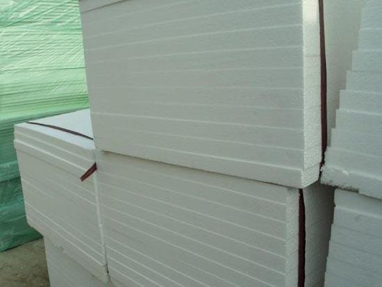 Polystyrene board specifications