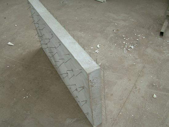 河南钢丝网架板