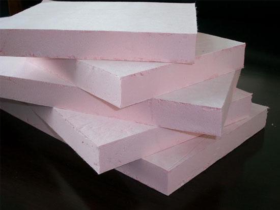 Phenolic foam board application
