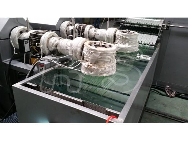 聚乙烯单丝机组