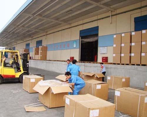 宜昌市内配送国际集装箱货物交接方式 并购重组下的 新物流业发展时代