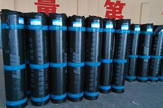 sbs防水卷材规格