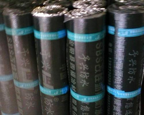 耐根穿刺高分子复合防水卷材