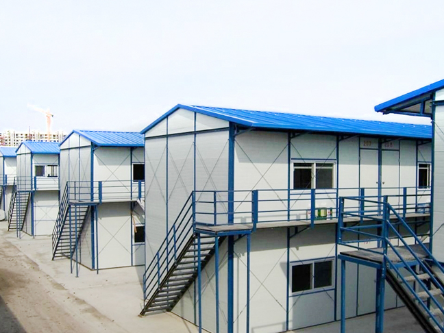 贵州K式活动房安装