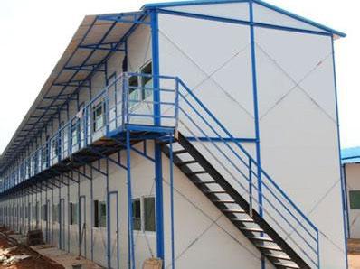 贵州彩钢活动房安装