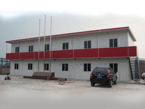 贵阳钢结构活动房安装