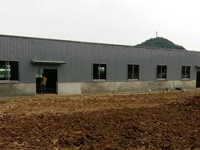 贵阳成型钢构厂房