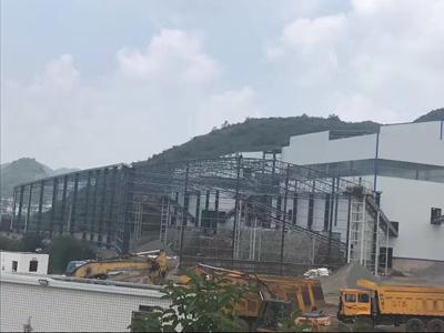 贵州钢结构安装公司