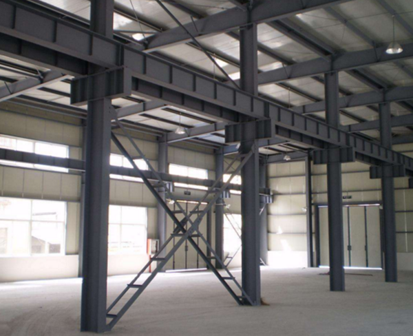 成型钢结构