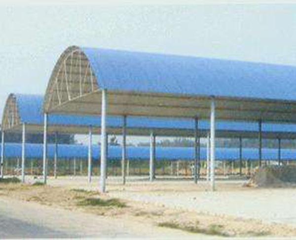 贵州玻璃钢结构大棚