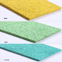 【组图】聚酯纤维吸音板 木丝吸音板的特点