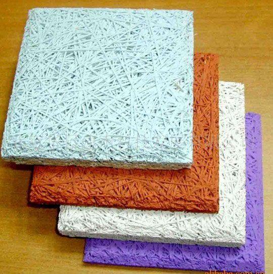 【精華】木質吸音板適用領域 木絲吸音板使用范圍