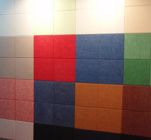 【图片】木丝吸音板使用范围 木丝吸音板使用范围