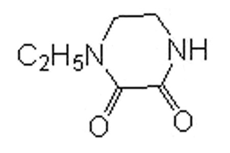 N-乙基双氧哌嗪  (N-Ethyl-2,3-diketopiperazine)