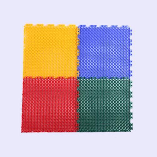 【图文】悬浮拼装地板厂家创造质的飞跃_材质健康