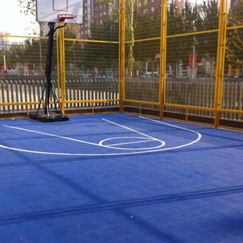 山东篮球场地板