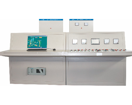 Automatic control system for preparation of raw materials