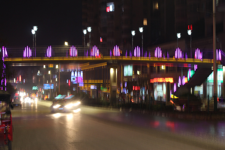遵义LED景观灯