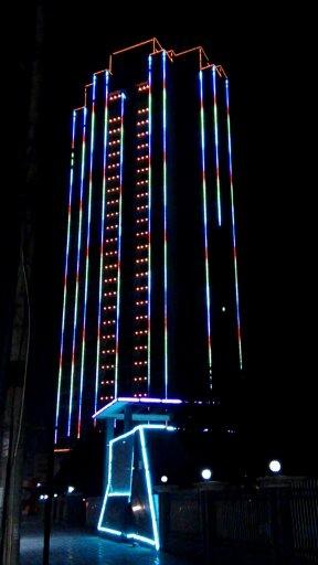 遵义LED楼体亮化