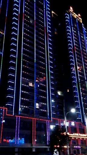 遵义楼体LED亮化