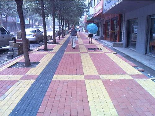 遵义人行道砖