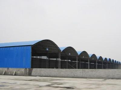 贵州彩钢大棚设计