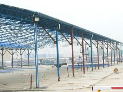 贵州彩钢大棚安装