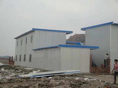 贵州T式活动房搭建