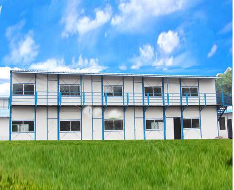 贵州活动板房安装
