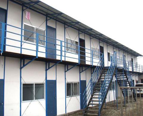 贵州k式2楼活动板房