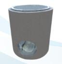 预制装配式钢筋混凝土检查井