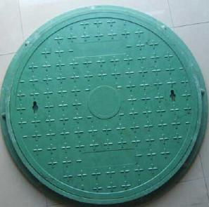 圆形树脂复合井盖